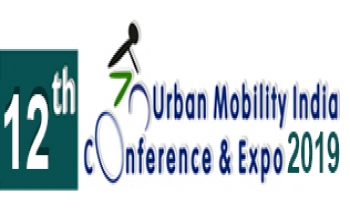 12th Urban Mobility India (UMI) Conference and Expo 2019 from 15 — 17 November, 2019 at the Indira Gandhi Pratishthan, Lucknow, Uttar Pradesh