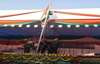 71st Republic Day of India celebrated at the Embassy of India in Kathmandu