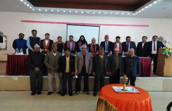 Implementation Workshop on GoI funded post-earthquake projects in education sector
