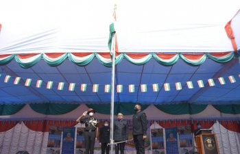 Embassy of India, Kathmandu celebrates 74th Independence Day of India