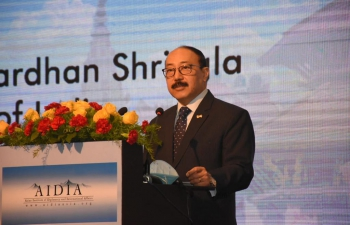 Address by Foreign Secretary at AIDIA Distinguished Lecture