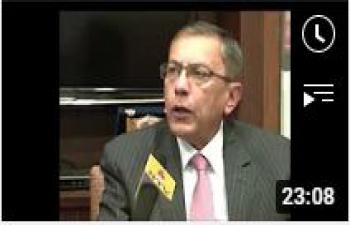 Interview of Ambassador Ranjit Rae to Nepal TV