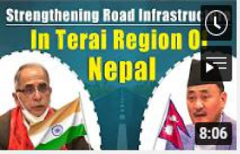 Strengthening Road Infrastructure In Terai Region Of Nepal